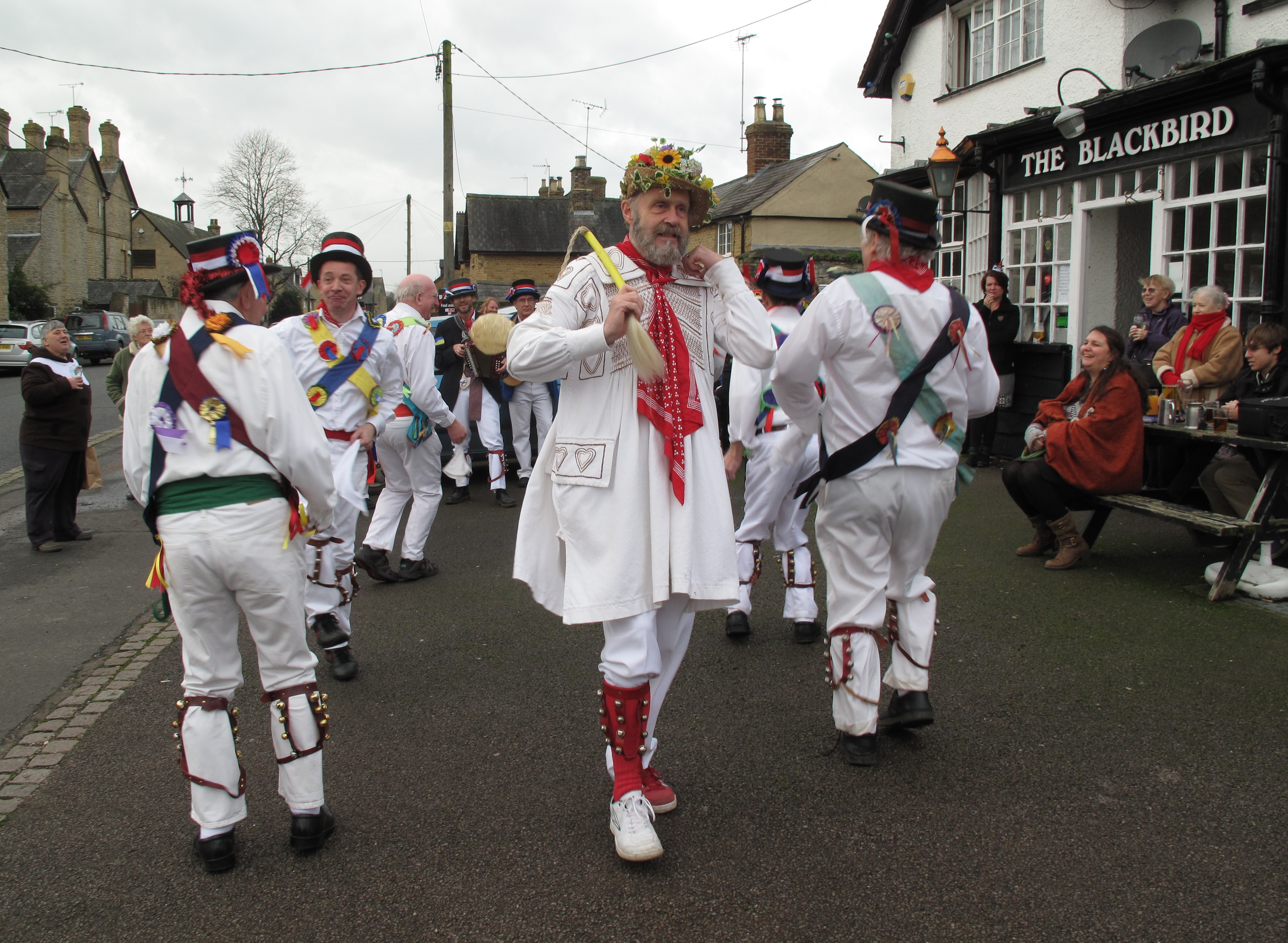 Boxing Day, Croughton 2015
