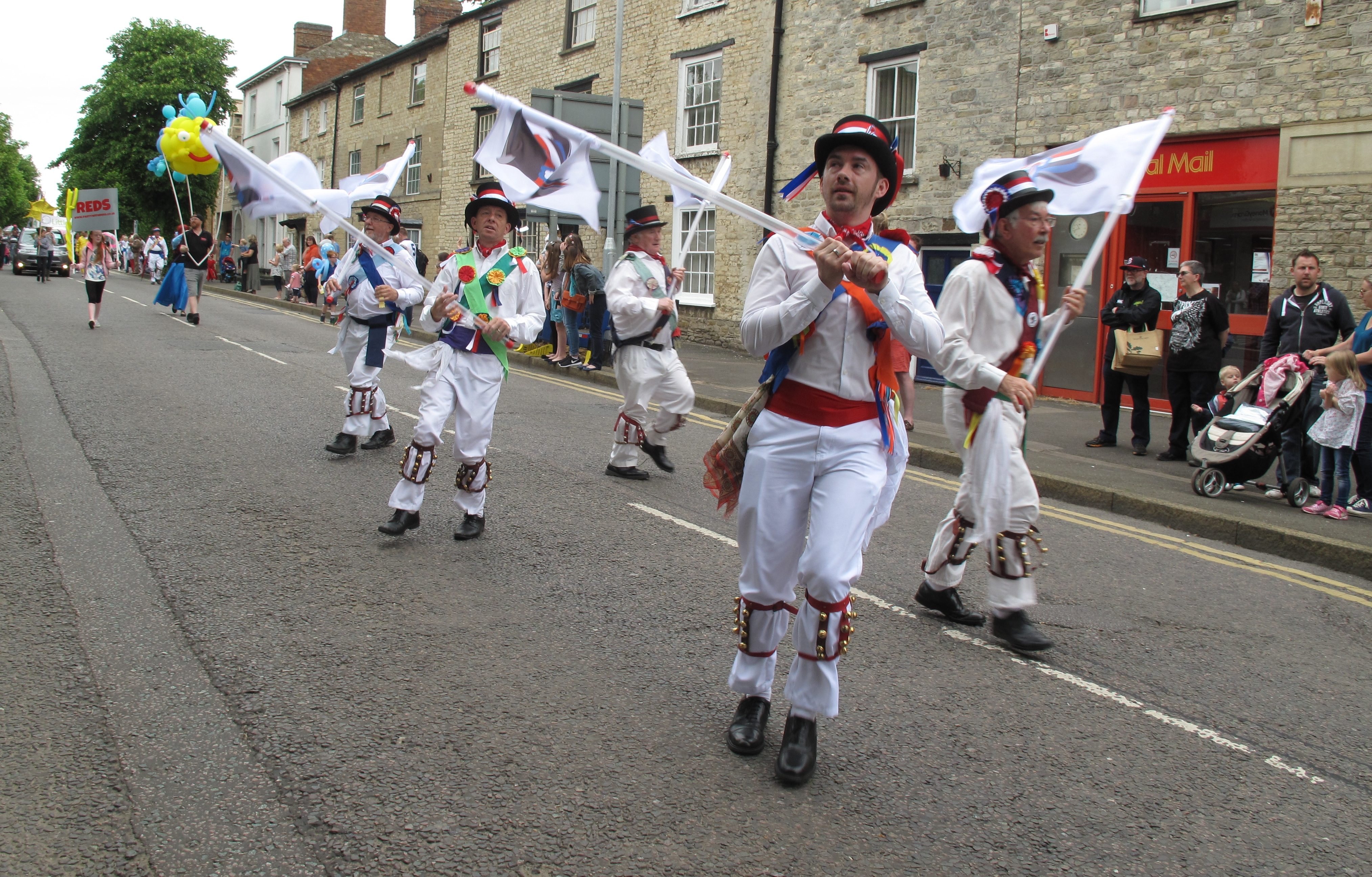 Brackley Carnival June 2016
