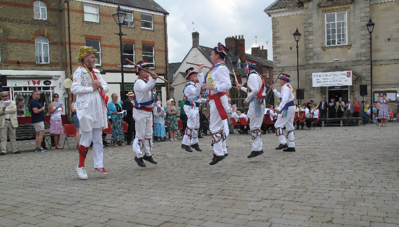 Civic Service Brackley July 2014